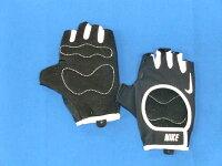 ナイキ Nike ナイキ トレーニンググローブ ウイメンズ レディストレーニンググローブ AT2009-027 (ブラック/ホワイト)