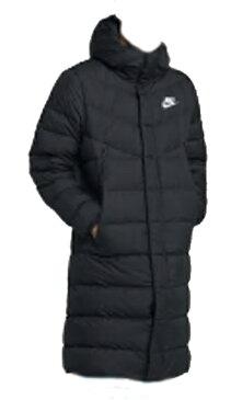 ナイキ Nike ウインドランナーダウン フィル NEW コート AA8854-010 (ブラック/ブラック/ホワイト)ベンチコート ロングコート スポーツウエア