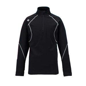 デサント DESCENTE dus6435j-blk JUNIOR UNDER SHIRTS 子供用アンダーシャツ