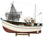漁船N45B完成品