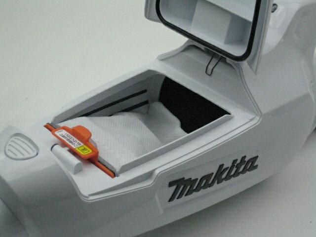 マキタ 充電式クリーナー /CL107FDSHW紙パック式バッテリBL105・充電器DC10SA付/
