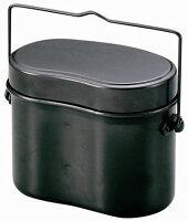 バーベキュー BBQ用 炊飯器 林間兵式ハンゴー 4合炊きM-5545