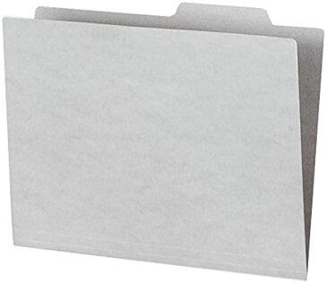 個別フォルダー エコノミータイプ A4 10冊入 A4-SIF-M[A4-SIFN-M](グレー)