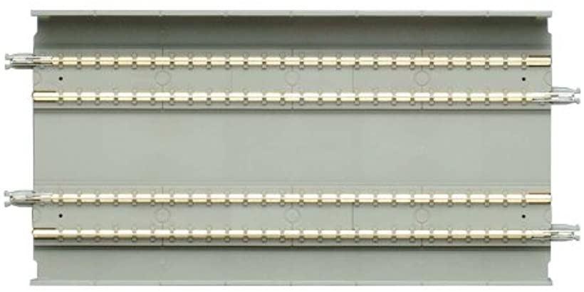 TOMIX Nゲージ 複線スラブレール DS140-SL F 2本セット 1066 鉄道模型用品 010661