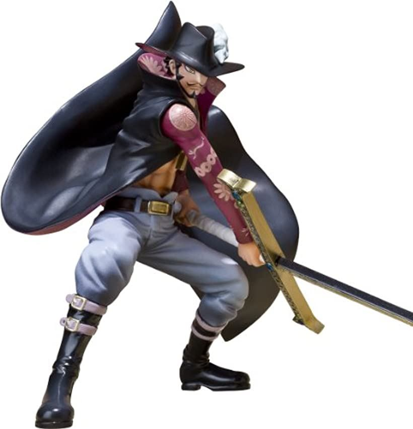 フィギュアーツZERO ジュラキュール・ミホーク -Battle Ver.-[75624]画像