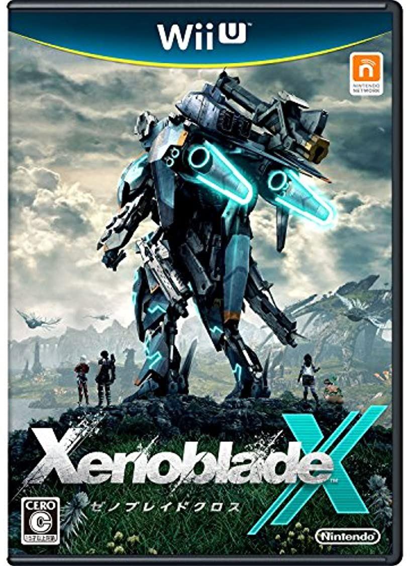 WiiU, ソフト XenobladeX - Wii U WUP-P-AX5J(Nintendo Wii U)