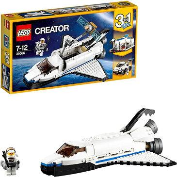 クリエイター スペースシャトル 31066