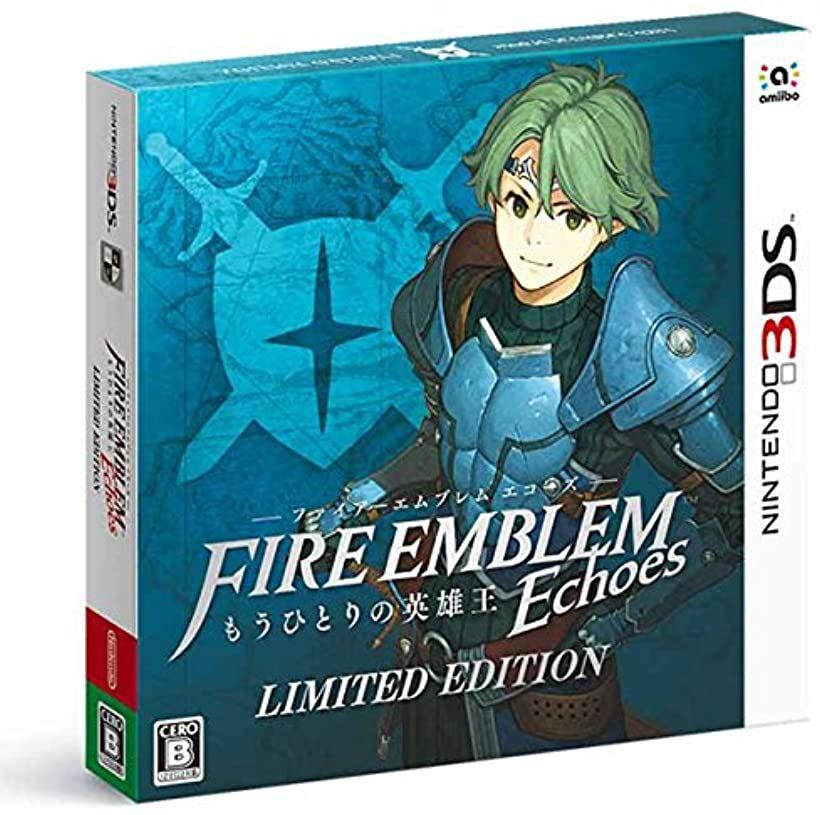 Nintendo 3DS・2DS, 3DS 本体  Echoes LIMITED EDITIONTCG0 1 - 3DS CTR-R-AJJJ(Nintendo 3DS)