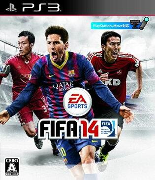 FIFA14 ワールドクラスサッカー - PS3 [43177-203517] [エレクトロニック・アーツ]
