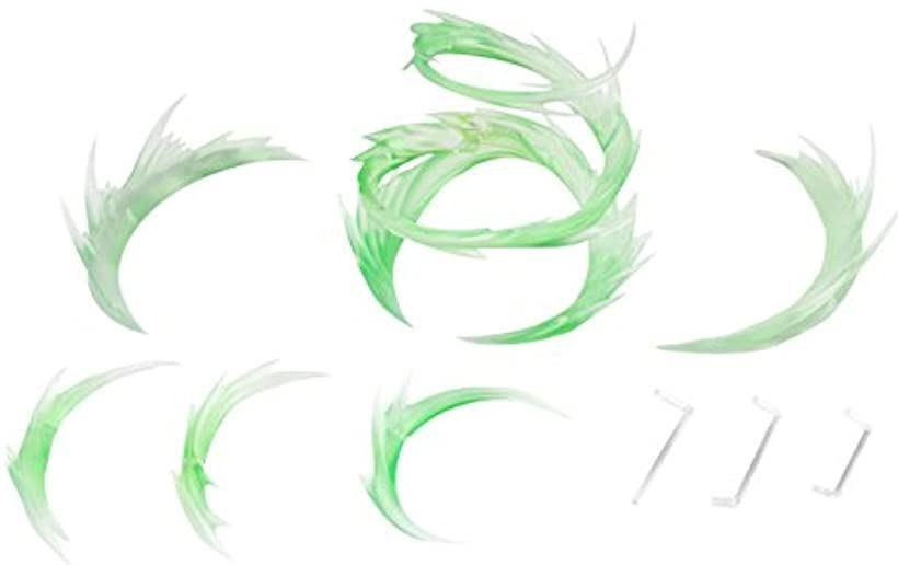 コレクション, フィギュア EFFECT WIND Green Ver. PVCABS BAN96465