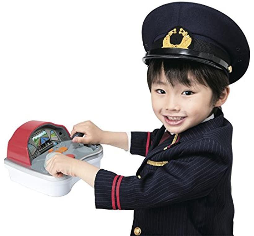ぼくはプラレール運転士 新幹線で行こう. プラス[161202](本体サイズ:W230×H130×D190mm)