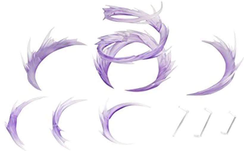 コレクション, フィギュア EFFECT WIND Violet Ver. PVCABS BAN96466