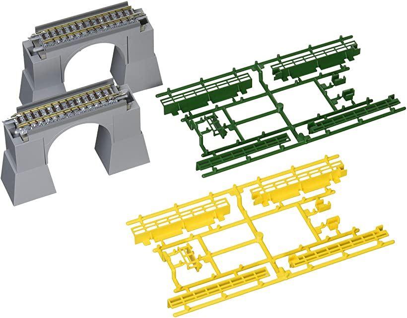 TOMIX Nゲージ コンクリートアーチ橋S70 F 2本セット 3237 鉄道模型用品