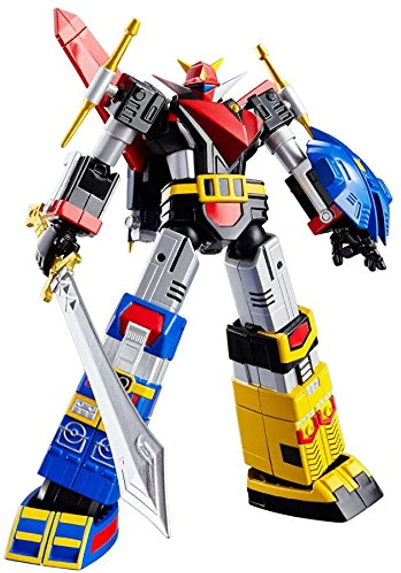 スーパーロボット超合金 宇宙大帝ゴッドシグマ 約140mm ABS&PVC&ダイキャスト製 塗装済み可動フィギュア BAN94282(全高:約140mm)画像