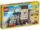 クリエイター タウンハウス[31065][レゴ (LEGO)]