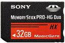 メモリースティック PRO-HG デュオ 32GB T1[MS-HX32B]