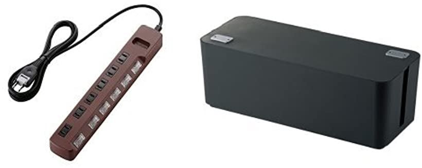 住宅設備家電, その他住宅設備家電  color style 6 2m T-BR04-2620BR 6 EKC-BOX001BK