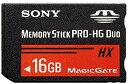メモリースティック PRO-HG デュオ16GB T1[MS-HX16B]