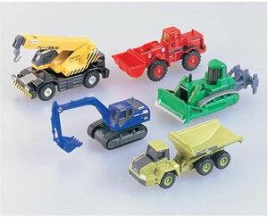 トミカギフトセット 建設車両セット 3