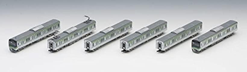 TOMIX Nゲージ 東京都交通局10-300形 4次車 新宿線 基本セット 鉄道模型 電車 98610_1