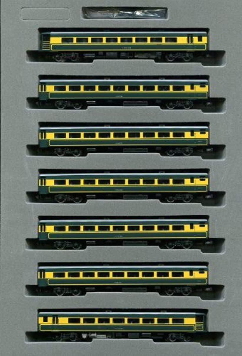 TOMIX Nゲージ 14-700系 サロンカーなにわセット 鉄道模型 客車 92819