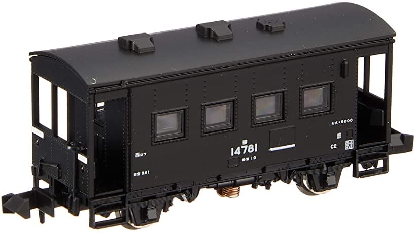 TOMIX Nゲージ ヨ5000 8705 鉄道模型 貨車…