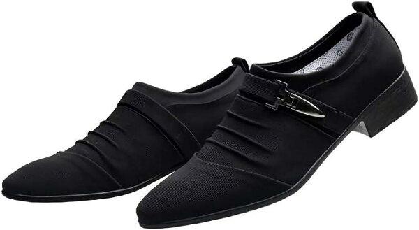 アスペルシオスエードカジュアルシューズメンズビジネスシューズビジネス靴モンクストラップウォーキングウォーキングシューズインソール
