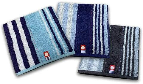 国産 タオルハンカチ 3枚セット 綿100% 日本製 25×25 高級 吸水速乾 やわらか ふわふわ(タイプB, 25×25cm)