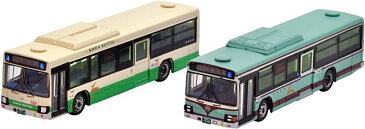 ザ・バスコレクション 奈良交通 新旧カラー 2台セット ジオラマ用品 メーカー初回受注限定生産 286158