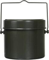 バーベキュー BBQ用 炊飯器 林間丸型ハンゴー 4合炊きM-5546(マルチ)