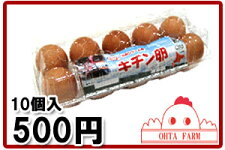 キチン卵10個【10個入り×1パック】