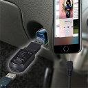 Bluetooth/USB FMトランスミッター 4バンド USB1ポートカシムラKD-183