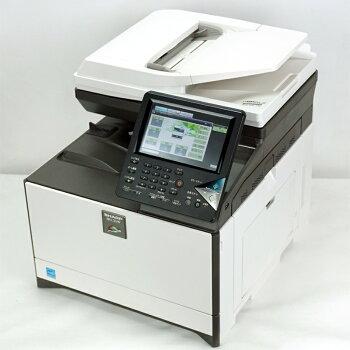 【水曜限定ポイント2倍】【カウンタ257枚】シャープ(SHARP)A4カラーコピー機(複合機)MX-C302W(コピー、FAX、プリンター、カラースキャナー)コピー機【】保証残少美品スモールオフィス向け低使用品
