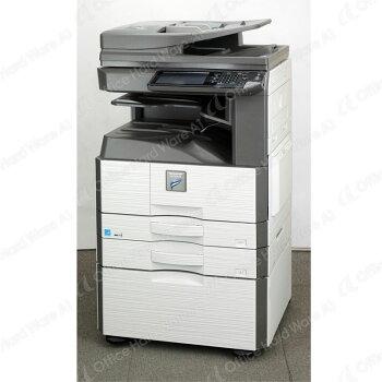 【最新型】SHARP(シャープ)A3白黒コピー機/複合機MX-M266FP(コピー・ファックス・ネットワークプリンター・ネットワークスキャナー・カラースキャナー機能搭載)【】