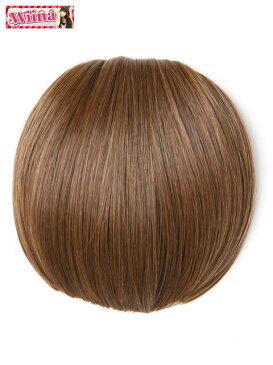Wiina(ウィーナ) ファッションウイッグ前髪エクステ 大人 かわいい つけ毛