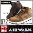 エアウォークとミツウマのコラボ! カジュアルなスノトレ スノーシューズ AIRWALK 冬靴 【AW 872】02P03Sep16