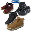 ブーツ OUTDOOR アウトドアプロダクツ スノーブーツ 防水設計 スノトレ 軽量 (防寒ブーツ) ひも付きブーツ メ