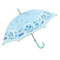 送料無料 子供 傘 55cm 女の子 男の子 傘 子供用 傘 かわいい ジャンプ 小学生 ディズニー モンスターズインク