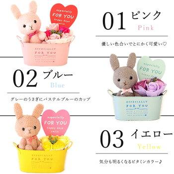 送料無料!父の日ギフト2018シャボンフラワー選べる花とスイーツセット[シャボンフラワーB][花]AA