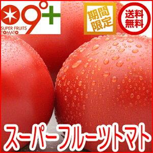 お買い得!【スーパーフルーツトマト】(大箱18〜28玉 約2.8kg)糖度9度以上(トマト/フ…