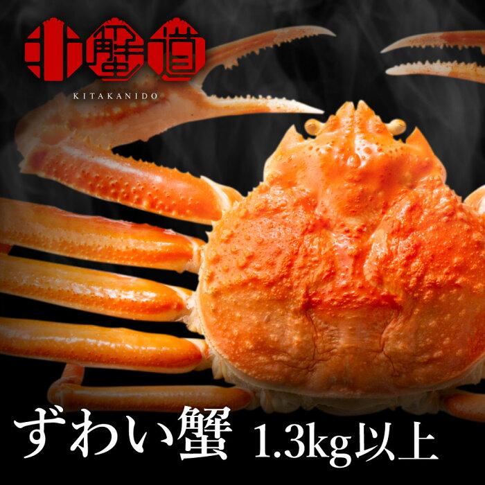 \超希少!楽天で一番の大きさ/ ズワイガニ 姿 特大 1.3kg以上 ボイル カニ かに 蟹 訳あり じゃありません ずわいがに ズワイ蟹 ボイル ずわい ズワイ 海鮮 kani お歳暮 ギフト 内祝 出産内祝い