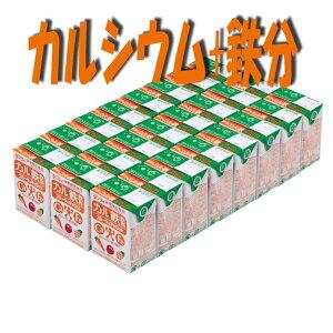 カル鉄(フルーツ&キャロット)1ケース(24個)鉄分・カルシウム補給!【RCP】10P07Fe…