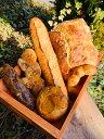 リベイクで焼き立ての味に!フランスパン6種類入りセット 1