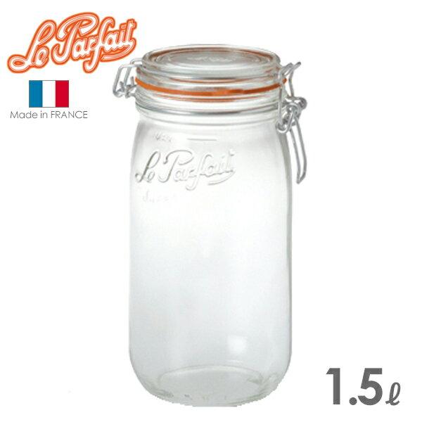 ル・パルフェ 密封ビン ボーカルジャー 1.5L (ND-2314) 保存瓶/ガラス/le parfait/ルパルフェ