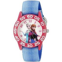 Disney Infinity Kids' W002504 ディズニー アナと雪の女王 ガールズ 腕時計