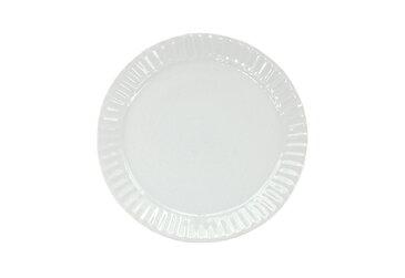 5寸皿つば型皿 しのぎ【生産終了につき在庫がなくなり次第販売終了】