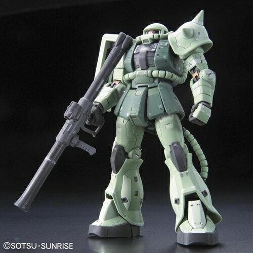 プラモデル・模型, ロボット () RG 04 1144 MS-06F
