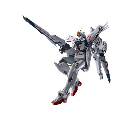 プラモデル・模型, ロボット 365OKMETAL BUILD F91 F91 CHRONICLE WHITE Ver.BANDAI SPIRITS