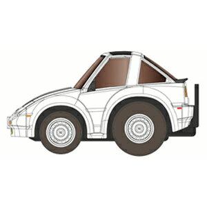 車, フリクションカー・プルバックカー Q zeroZ-08f Z