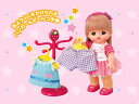 知育玩具 おせわだいすきメルちゃん お人形つきセット【はじめてのおしゃれセット】パイロットインキ